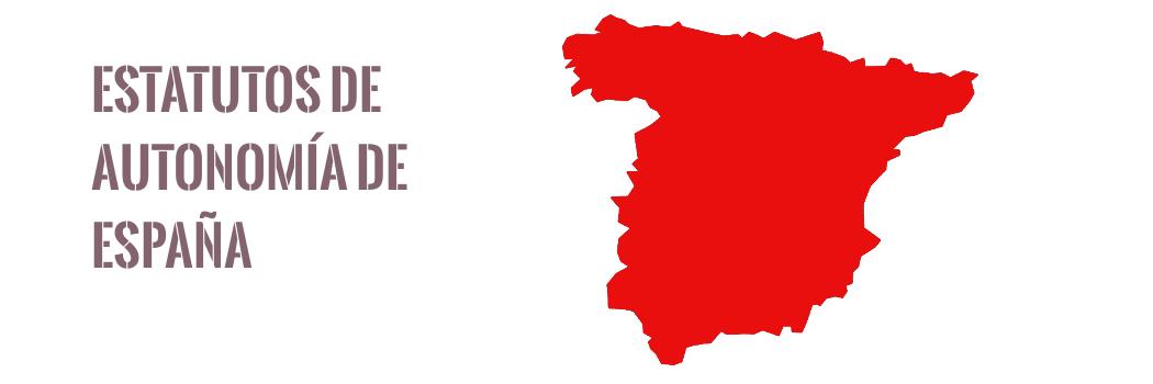 Estatutos de Autonomía de España